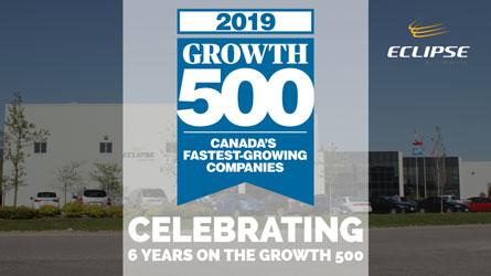 Eclipse Growth 500 Award