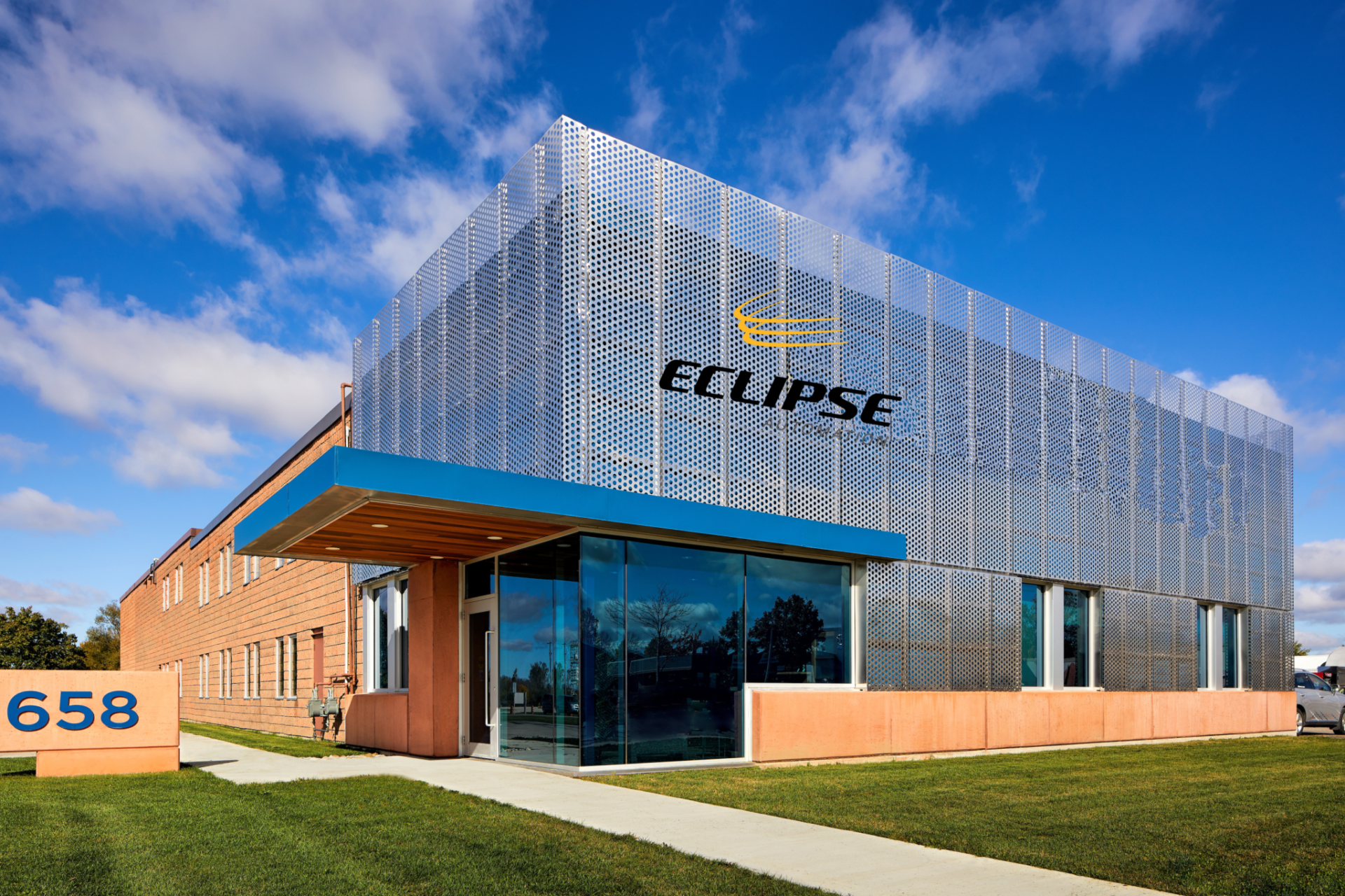 Eclipse Stratford - Control Systems