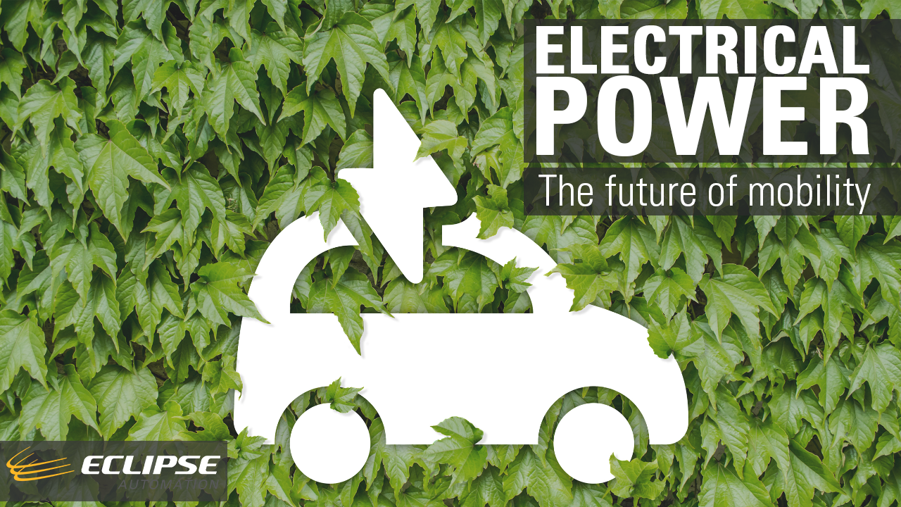 The future of mobility is fueled by electrical power