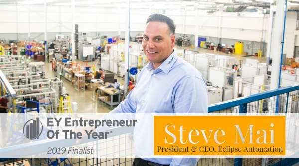 Steve Mai - Transforming the World of Automation